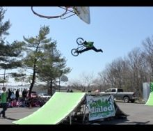 2015 Spring Time BMX School Assemblies