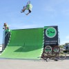 BMX/Inline Stunt Shows at 4th Fest in State College, PA. (PSU)