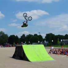 2015 BMX Bike Shows for School Assemblies
