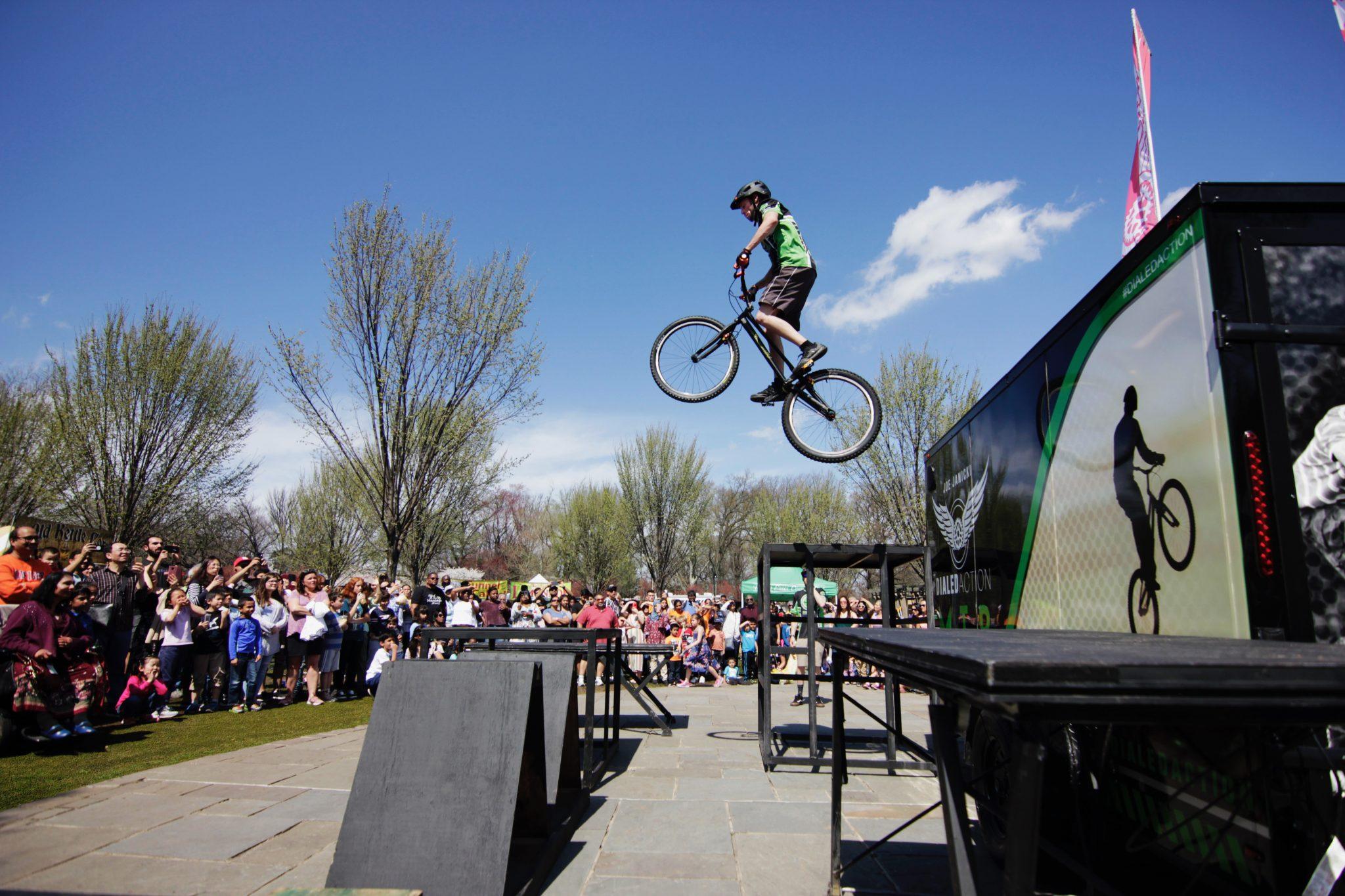 biketrials show